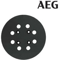 Sanding pad AEG 125mm 4932352870
