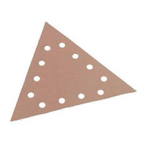 Sanding Paper - Hook & Loop Backing Triangle