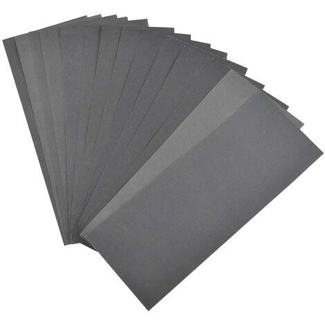 "main image of ""Sandpaper for wood Sandpaper for metal Wall-mounted sandpaper Wet and dry sandpaper Sandpaper for polishing cars, furniture, crafts, Jade-Grit 400/600/800/1000/1200/1500 / 2000"""