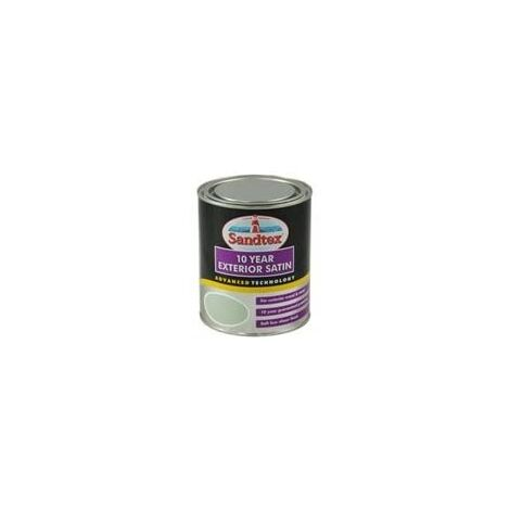 """main image of """"Sandtex 10 Year Exterior Satin Seclusion 750ml"""""""