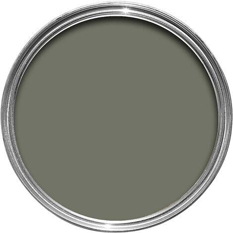 Sandtex 150ml Tester Smooth Masonry Paint Dark Stone