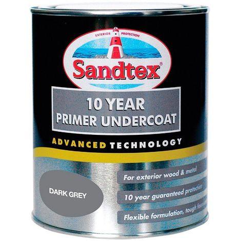 Sandtex Primer Undercoat Grey 2 5l