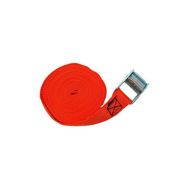 Sangle à boucle autobloquante - 25 x 3 500 mm - Xl Perform Tools
