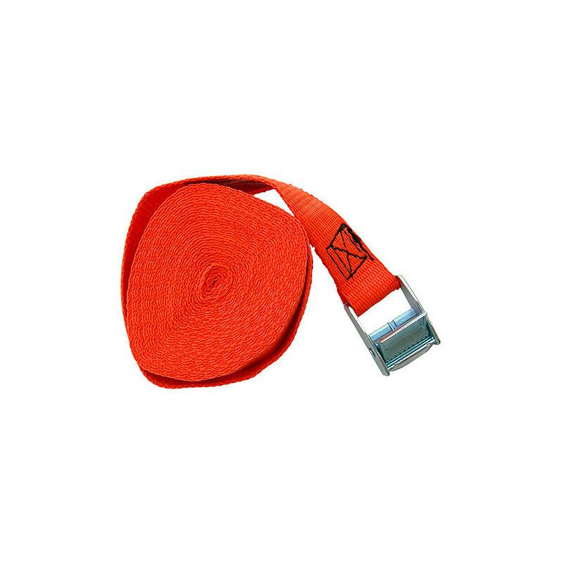 Sangle à boucle autobloquante - 25 x 5 000 mm - Xl Perform Tools