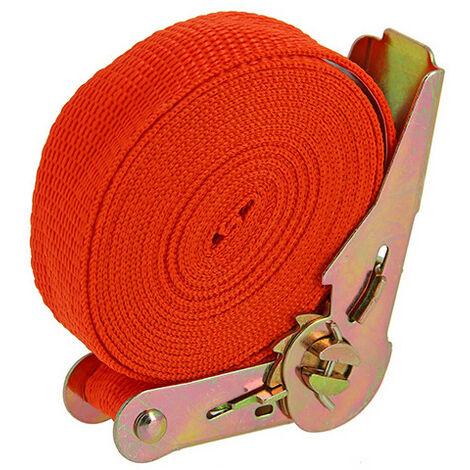 Sangle à cliquet tendeur - 25 x 3 500 mm - XL Perform Tools