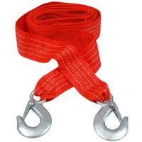 Sangle câble de remorquage 2 tonnes 3,5 mètres