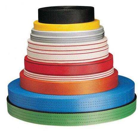 Sangle polyester au mètre- plusieurs modèles disponibles