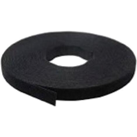 Sangle, RS PRO, Noir 508mm x 0.5mm x 25.4mm