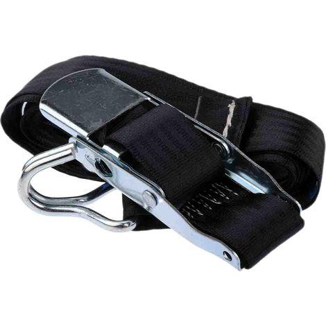 Sangles tissée RS PRO 4m Crochet à griffe, largeur 45mm, Charge de rupture 600kg