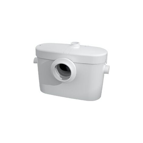 Saniflo SANIACCESS 2 Macerator Use with Single WC Toilets & Washbasin