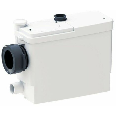 Saniflo Sanipack Pro Up Macerator Pump - 6052