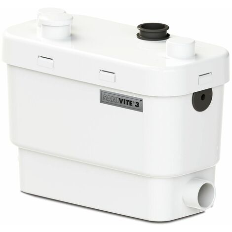 Saniflo Sanivite+ Kitchen and Utility Macerator Pump - 6004