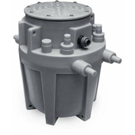 SANIFOS 250 Abwasserhebeanlage als Einbaulösung Hebeanlage Unterflurmontage auch im Aussenbereich