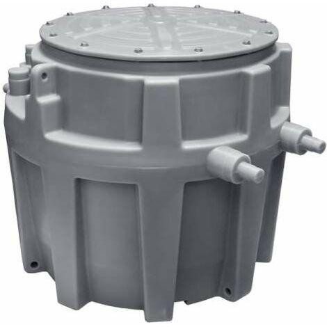 SANIFOS 500 Abwasserhebeanlage als Einbaulösung Hebeanlage Unterflurmontage auch im Aussenbereich