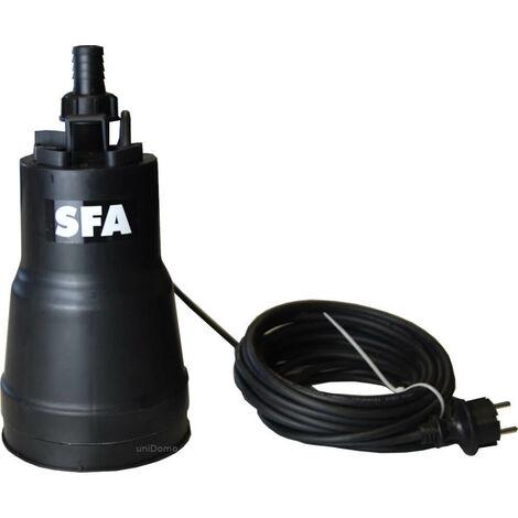 Sanipuddle est la solution pour l'évacuation quasi complète jusqu'à 1mm.