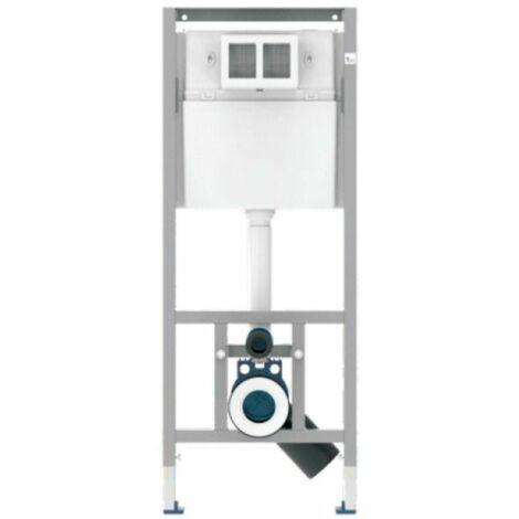 UP Spülkasten WC Vorwandelement inkl Betätigungsplatte