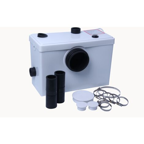 Sanitary Macerator 600w for Toilet, Basin & Bath