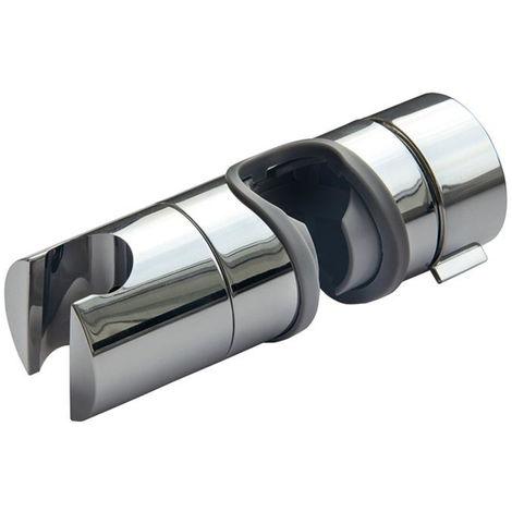 Sanitop Gleiter für Brausestange 22/25 mm, chrom, AquaSu