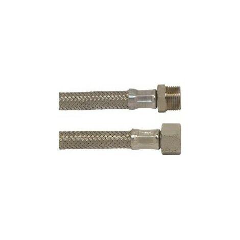Sanitop-Wingenroth grifo tubo 2000 mm 3/8 IG x 3/8 AG