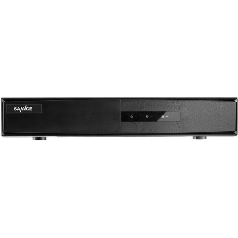 SANNCE Sistema de cámaras de seguridad SANNCE 4/8 / 16CH 720P con DVR 5 en 1