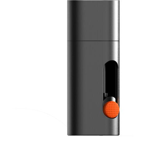 Sans Fil Electrique Thermofusibles Colle Pen Colleuse De Type C Rechargeable Bricolage Art Craft Glue Pen Accueil Menage Utilitaire Outil, Gris, Avec Baton De Colle Colore