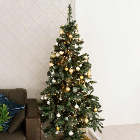 Sapin de Noël artificiel, 60cm avec 76 Pointes de Branche