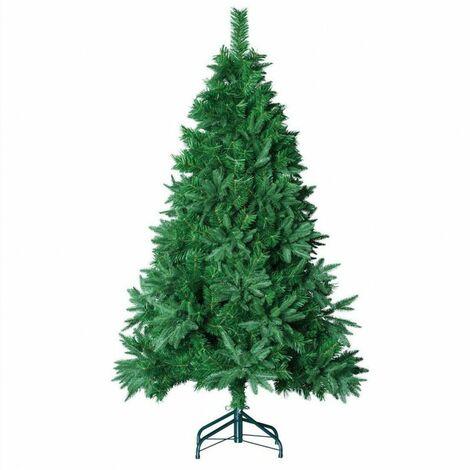 Sapin de Noël 210 cm vert d'oregon - Vert