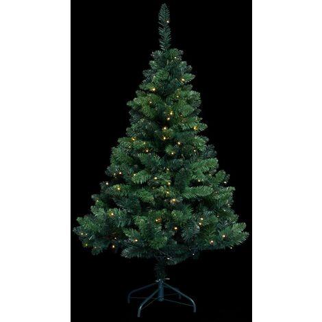 Sapin de Noël artificiel Blooming lumineux - Feeric Christmas
