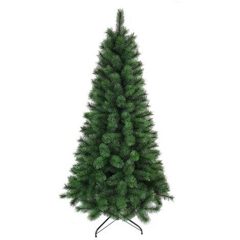 Sapin de Noël artificiel Central Park - Highland Vert 240cm