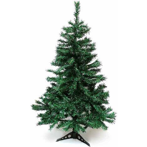 Sapin de Noël artificiel qualité luxe 120 cm