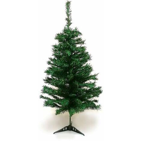 Sapin de Noël artificiel qualité luxe 90 cm