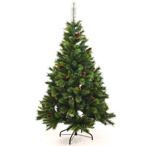 Sapin de Noël artificiel Royal Majestic - H. 150 cm - Vert