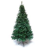 Sapin de Noël artificiel tradition et qualité 210 cm