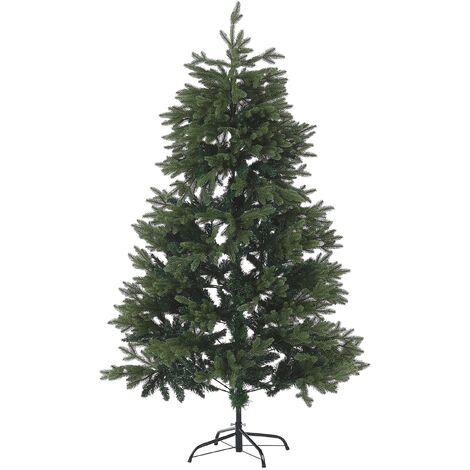 Sapin de Noël artificiel vert 210 cm HUXLEY