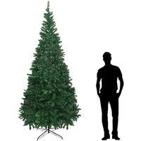 Sapin de Noël artificiel XL 300 cm Vert
