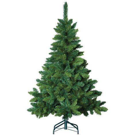 Sapin de Noël Blooming Vert 180 cm - Vert
