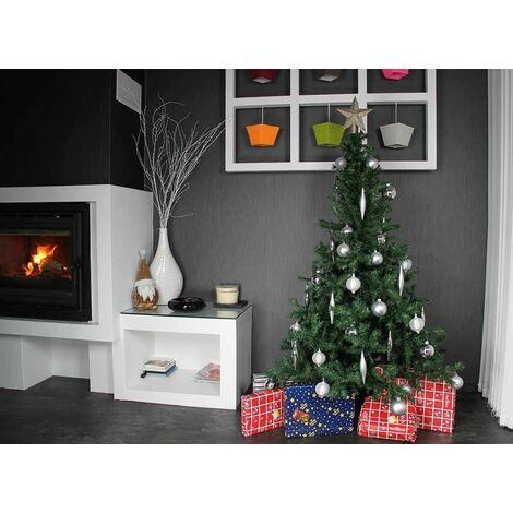 Sapin de Noël élégant Vert 100 cm