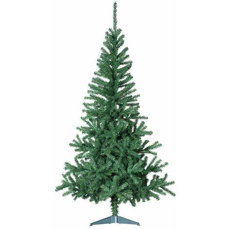 Sapin de Noël Essentiel Vert 210 cm - Vert