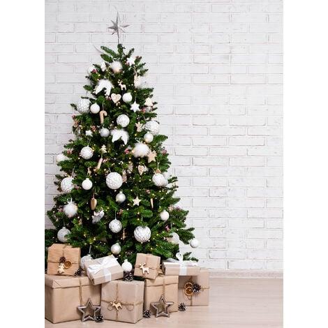 """Sapin de Noël """"Livigno"""", branches non toxiques"""