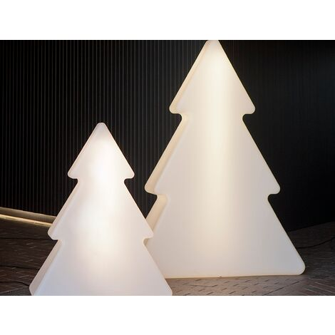 Sapin lumineux MOOVERE 160cm Batterie rechargeable LED/RGB
