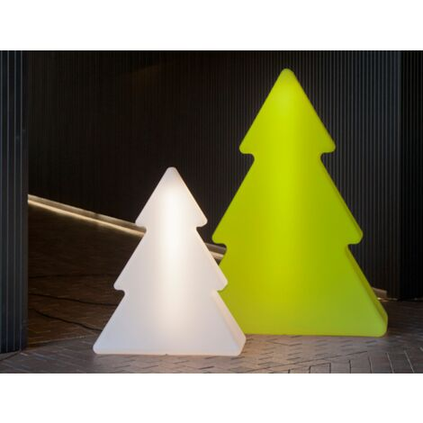 Sapin lumineux MOOVERE100cm Batterie rechargeable LED/RGB