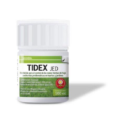 SARABIA Tidex Herbicida Selectivo para Malas Hierbas de Hoja Ancha 100 cc