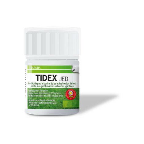 SARABIA Tidex Herbicida Selectivo para Malas Hierbas de Hoja Ancha 250 cc