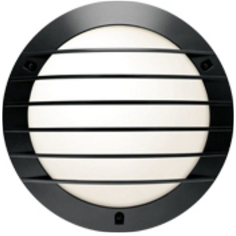 Sarlam 644706 - Porthole CHARTRES Alu Standard T1 gride ON/OFF - black