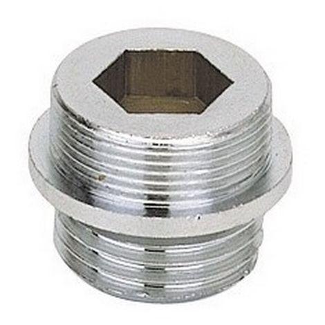 "S.A.S 0151006 Spout Nipple M1/2"" M20x100"