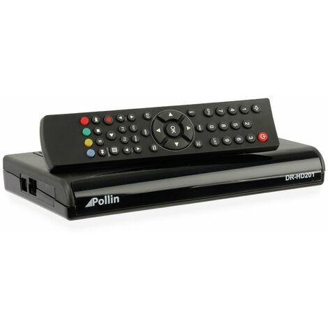 SAT HDTV-Receiver DR-HD201 PVRready