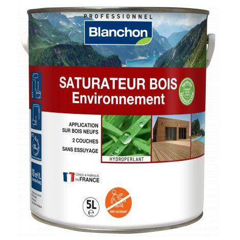 Saturateur Bois Environnement Blanchon 5L - Plusieurs modèles disponibles