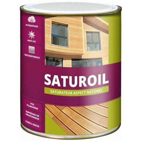 Saturateur bois - Hydrofugeant : SATUROIL