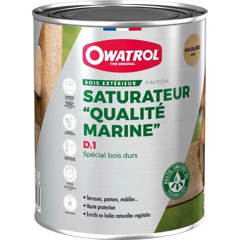 Saturateur Deks Olje D.1 Qualité marine 1L