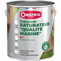 Saturateur Deks Olje D.1 Qualité marine 2,5L